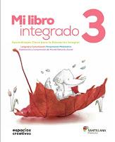 Mi libro integrado Aprendizajes clave Santillana