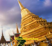 Logo ''Sognando la Thailandia 5'' : vinci gratis viaggio di 9 giorni per 2 persone
