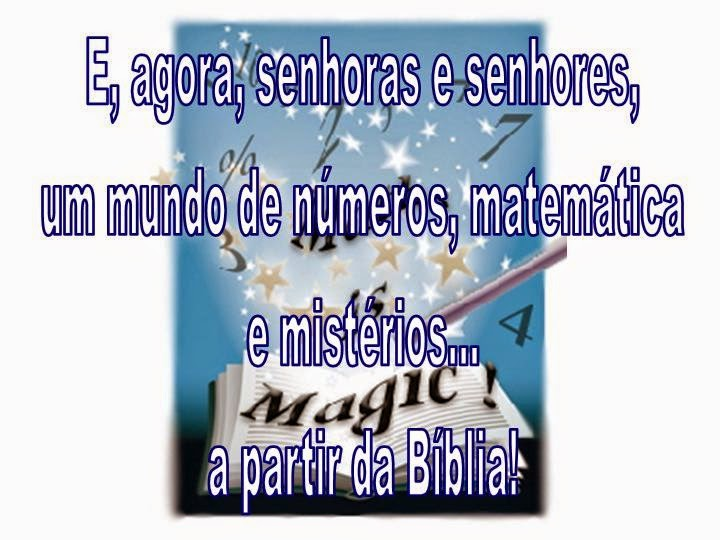 MATEMÁGICA BÍBLICA - em pdf