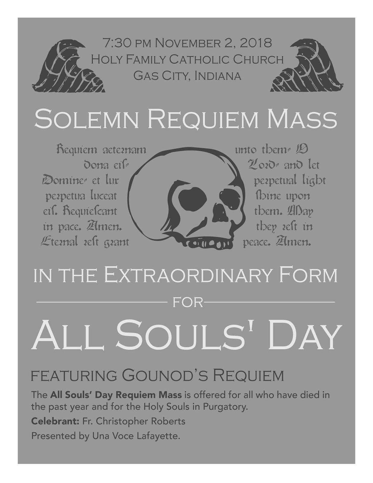 The Requiem of a City Church