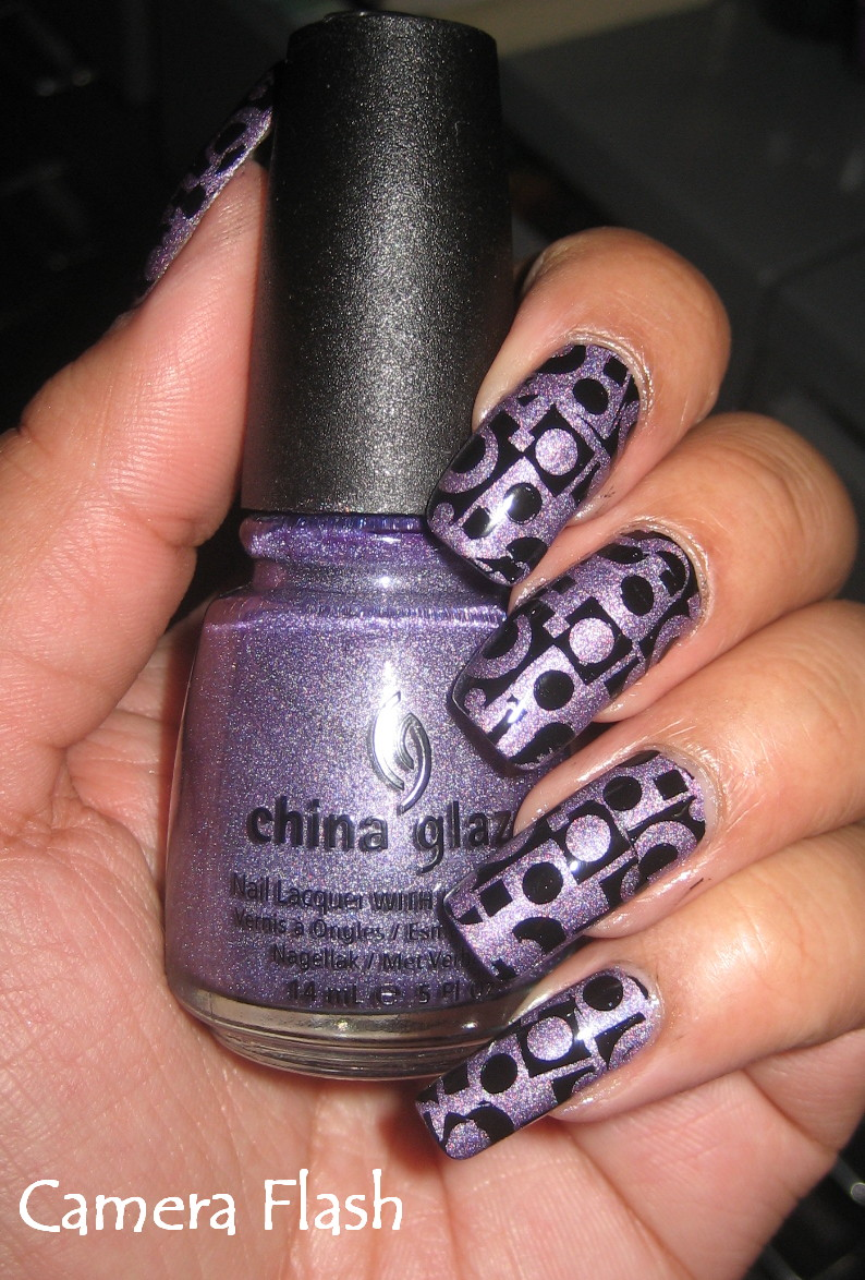 My Simple Little Pleasures Notd China Glaze Gamer Glam M65