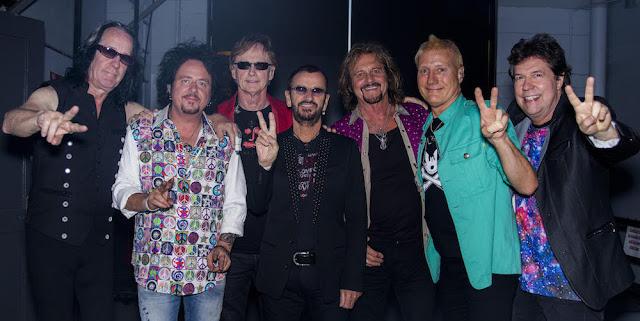 The Beatles Polska: Jesienią Ringo Starr rusza w trasę koncertową z All-Starr Band