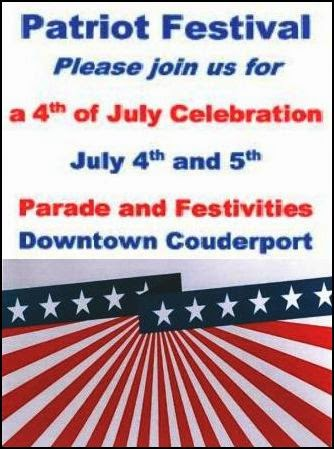 7-4/5 Patriot Festival--Coudersport