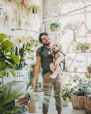 Ogrodnictwo pasja dla faceta