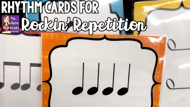 Use these simple rhythm cards to establish routine and improve rhythm and steady beat skills in your music classroom.  In music education the simplest ideas are the best. Your students will thank you for adding this activity to your music routine.