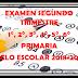 EXAMEN (segundo trimestre) 1°,2°,3°,4°,5°,6° PRIMARIA CICLO ESCOLAR 2018-2019.
