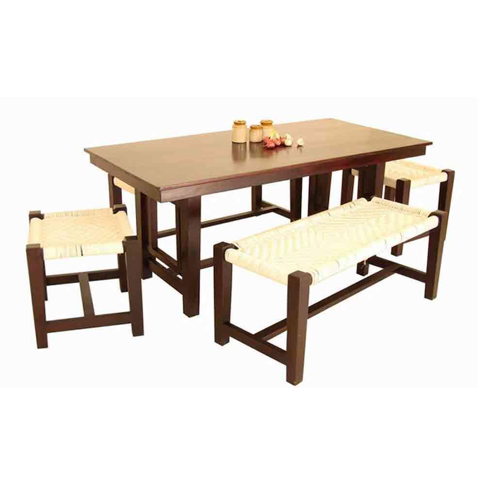 65 Model Meja Kursi Kayu Unik Untuk Ruang Makan Rumahku Unik