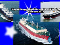 Kapal Pengangkut Kargo Curah Kering Terbaru 2020