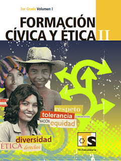 Libro de TelesecundariaFormación Cívica y ÉticaIITercer gradoVolumen ILibro para el Alumno2016-2017