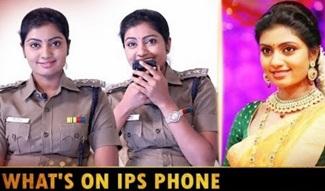 ColorsTamil | Actress Anjana Srinivas Interview Sivagami