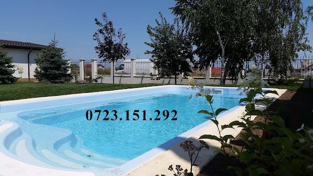 piscina preturi mic Casa la cheie. Constructii Constanta. Piscina Foisor, Case la rosu. Judetul Constanta
