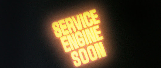 "My Body's ""Service Engine Soon"" Light Is On"