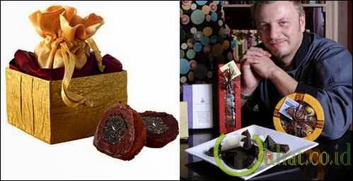 Chocopologie Chocolate Truffle by Kinipshildt