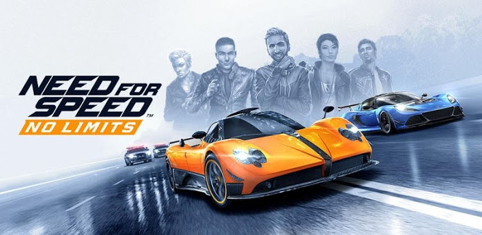 Need for Speed No Limits v2.8.5 Mod [Unlimited Money/No Damage Cars/Unlimited Nitro] obb data