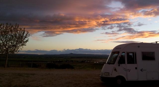 La Plana de Lleida amb autocaravana.cat