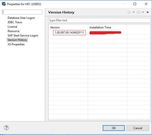 How to check HANA Database Version? | HANA