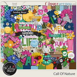 Call Of Nature by Keley Designs