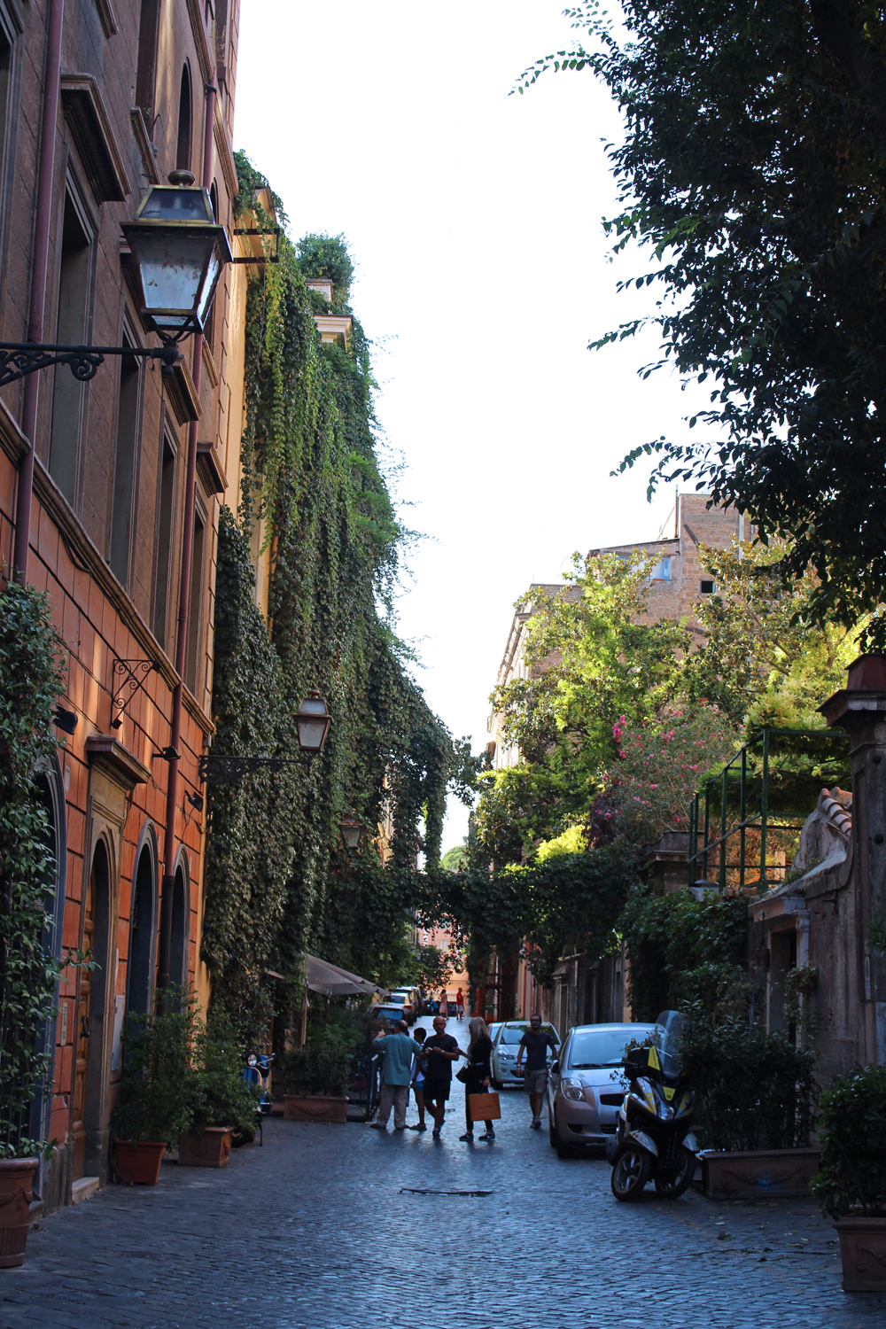 Rome summer streets - style & travel blog