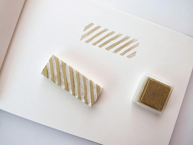 Make Your Own Diy Eraser Stamps - Gathering Beauty