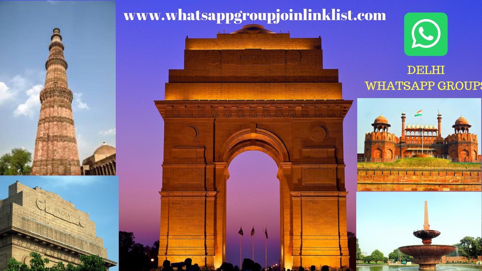 ⚡ Delhi whatsapp group link   New Jobs WhatsApp Group Links! Join