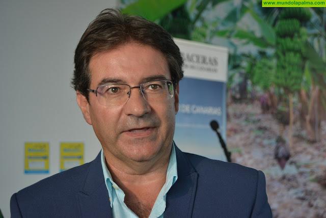 José Adrián Hernández Montoya asumirá la Vicepresidencia del Cabildo y continuará al frente de la Consejería de Agricultura
