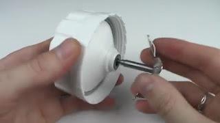 cara membuat sendiri mesin permen kapas arum manis