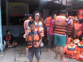 liburan ceria bersama anak di gua pindul
