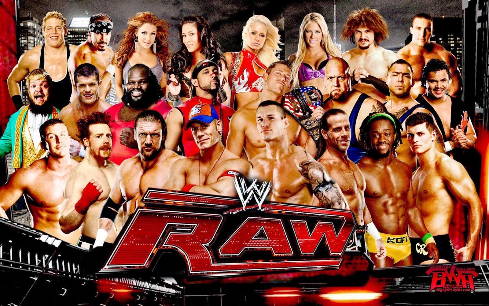 Latest Top Hd WWE Wallpaper
