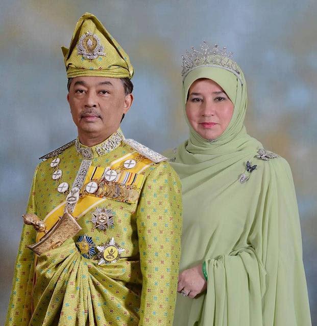 Tengku Abdullah Dimasyhur Sebagai Sultan Pahang Yang Ke-6