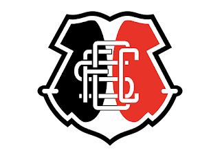 Santa Cruz Futebol Clube Recife PE Logo Vector