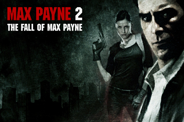 Max Payne 2 title screen
