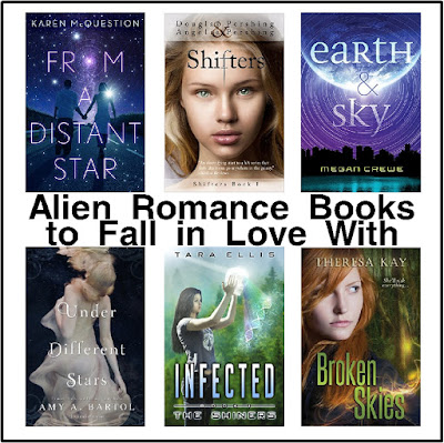 Enjoy a good alien romance with these thirteen kindle eBooks.  You'll be able to explore the universe from your own reading chair and save a little bit of money with these Amazon freebies.
