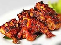 Resep Cara Membuat Ayam Bakar Pedas