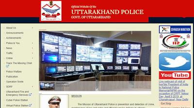 Uttarakhand Dehradun Traffic Police E- Challan