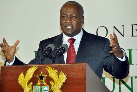 Ghanaian President Blames Nigeria for Power Outages in His Country...Read Details