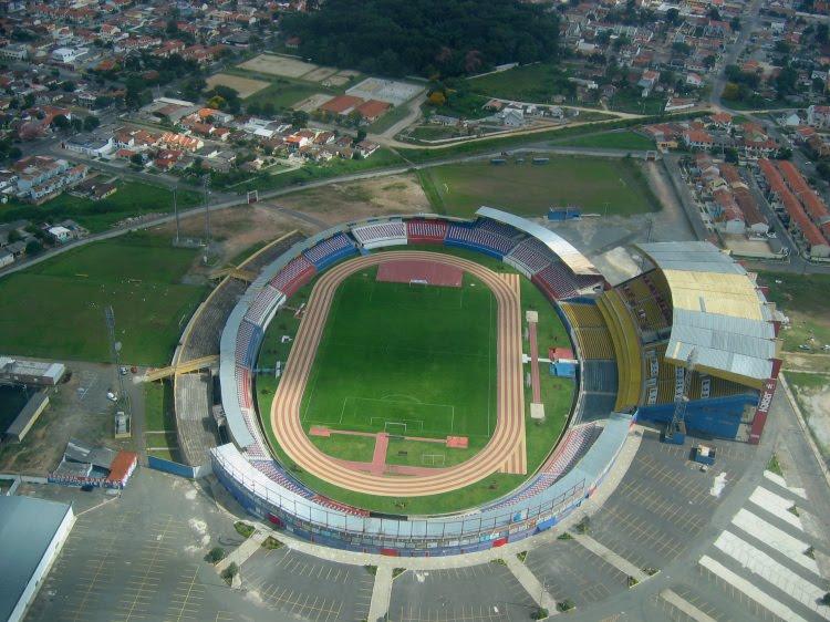 Blog do Jornal Coração De Estudante: Novo estádio do