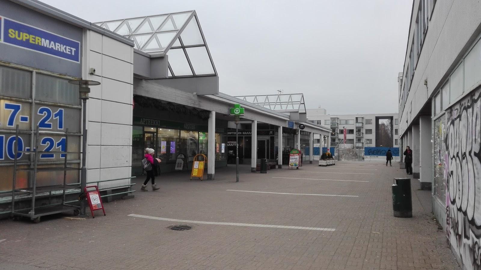 Laajasalon Ostoskeskus