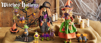 Department 56 Witches Hollow