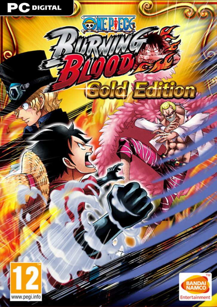 One Piece Burning Blood PC Game - free download - kimo-games