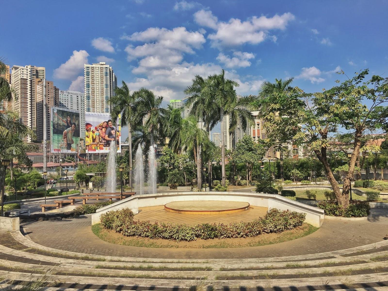Public Parks in Metro Manila