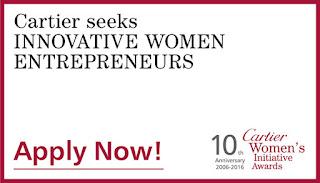 Cartier Womens Initiative Awards