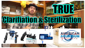True Aquarium UV Sterilization