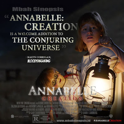 Sinopsis Film Annabelle 2: Creation 2017