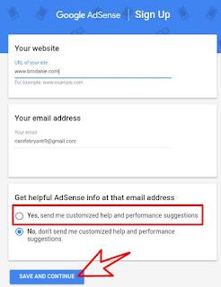 Trik mudah diterima Google Adsense