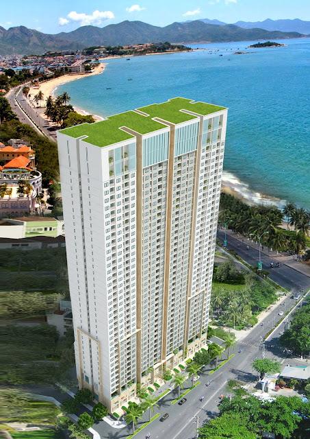 Phối cảnh dự án căn hộ Napoleon Castle Nha Trang Hotline 0896365386