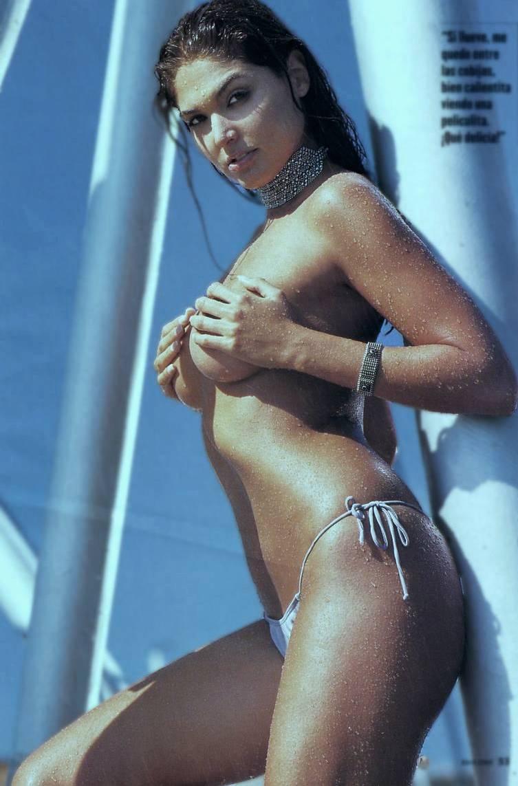 Diamond cut bikini bottoms