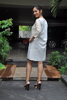 Radhika Cute Young New Actress in White Long Transparent Kurta ~  Exclusive Celebrities Galleries 006.JPG