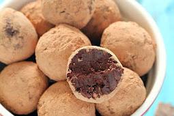 Smooth Avocado Truffle Chocolates Recipe
