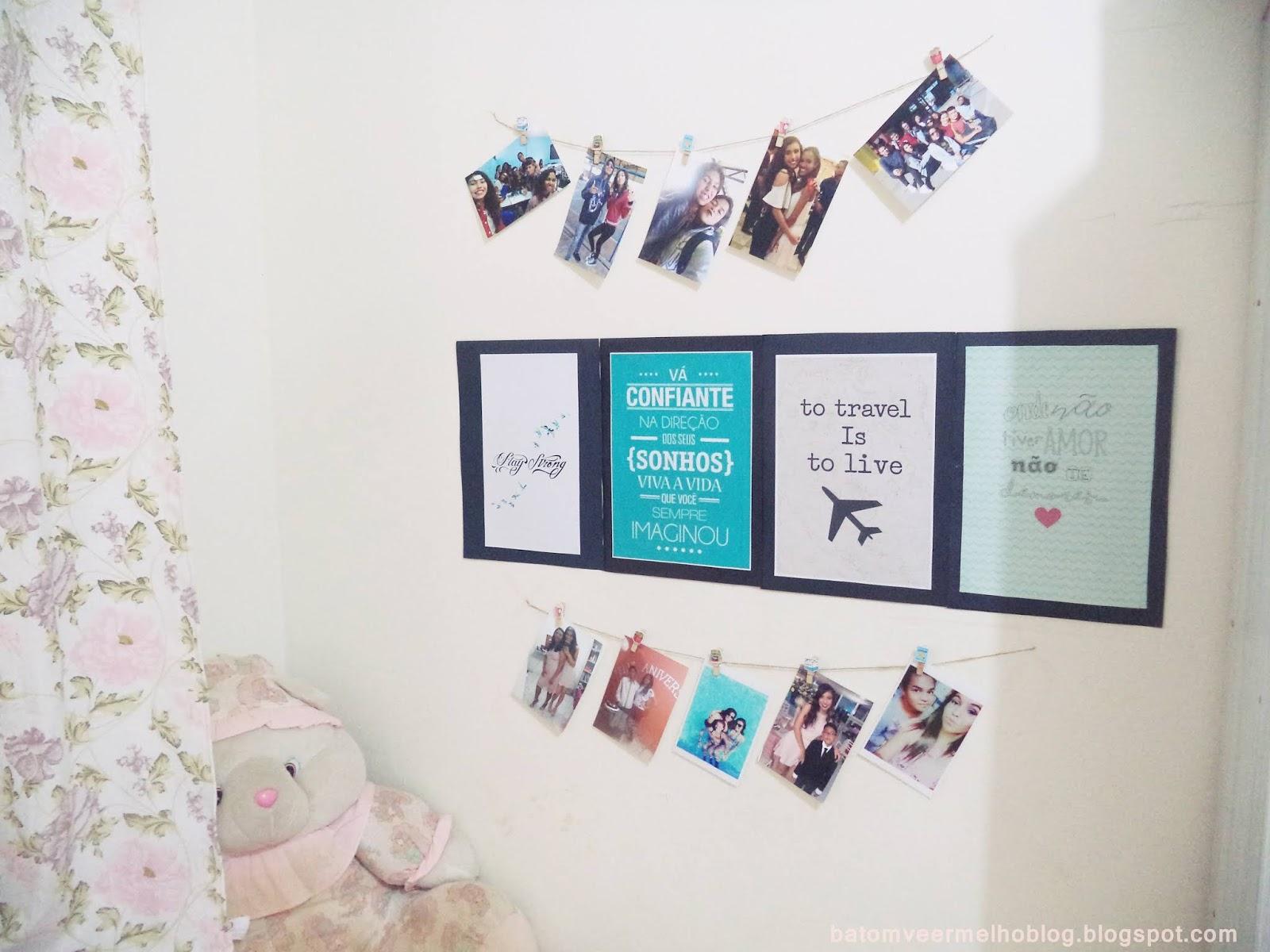como decorar o quarto tumblr