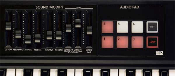 Roland XPS-10 Expandable Synthesizer | Kurnia Musik Jogja BLOG